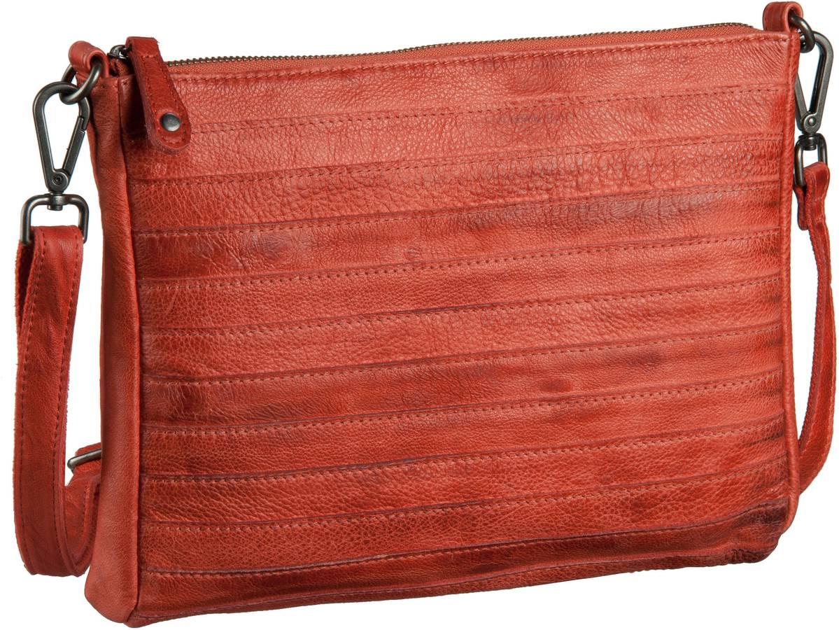 Fredsbruder Handtasche Gürteltier Crossbody Coral (innen: Flieder) - Abendtaschen, Handtaschen 18-607-48