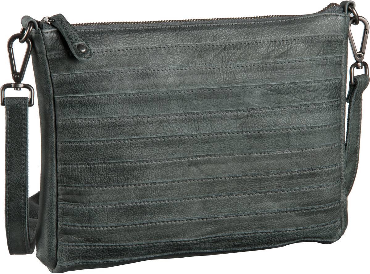 Fredsbruder Handtasche Gürteltier Crossbody Grey (innen: Hellgrau) - Abendtaschen, Handtaschen 18-607-33