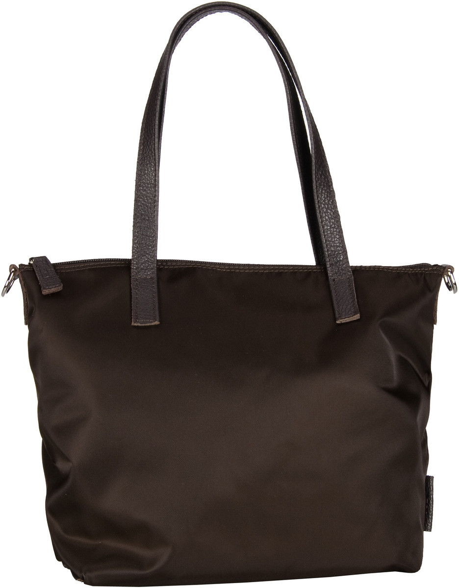 Jost Handtasche Tofino 1977 Cityshopper Braun - Shopper, Handtaschen