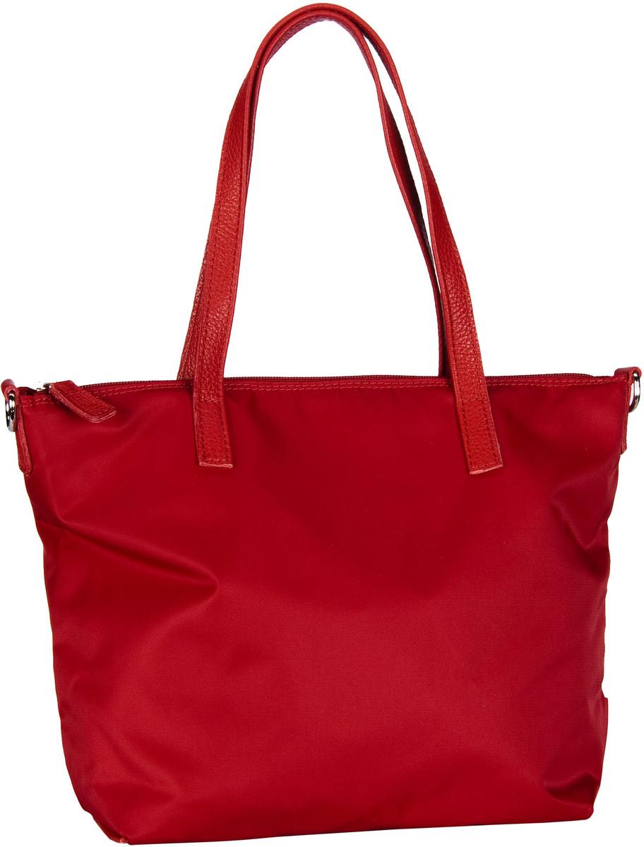 Jost Handtasche Tofino 1977 Cityshopper Seal Red - Shopper, Handtaschen