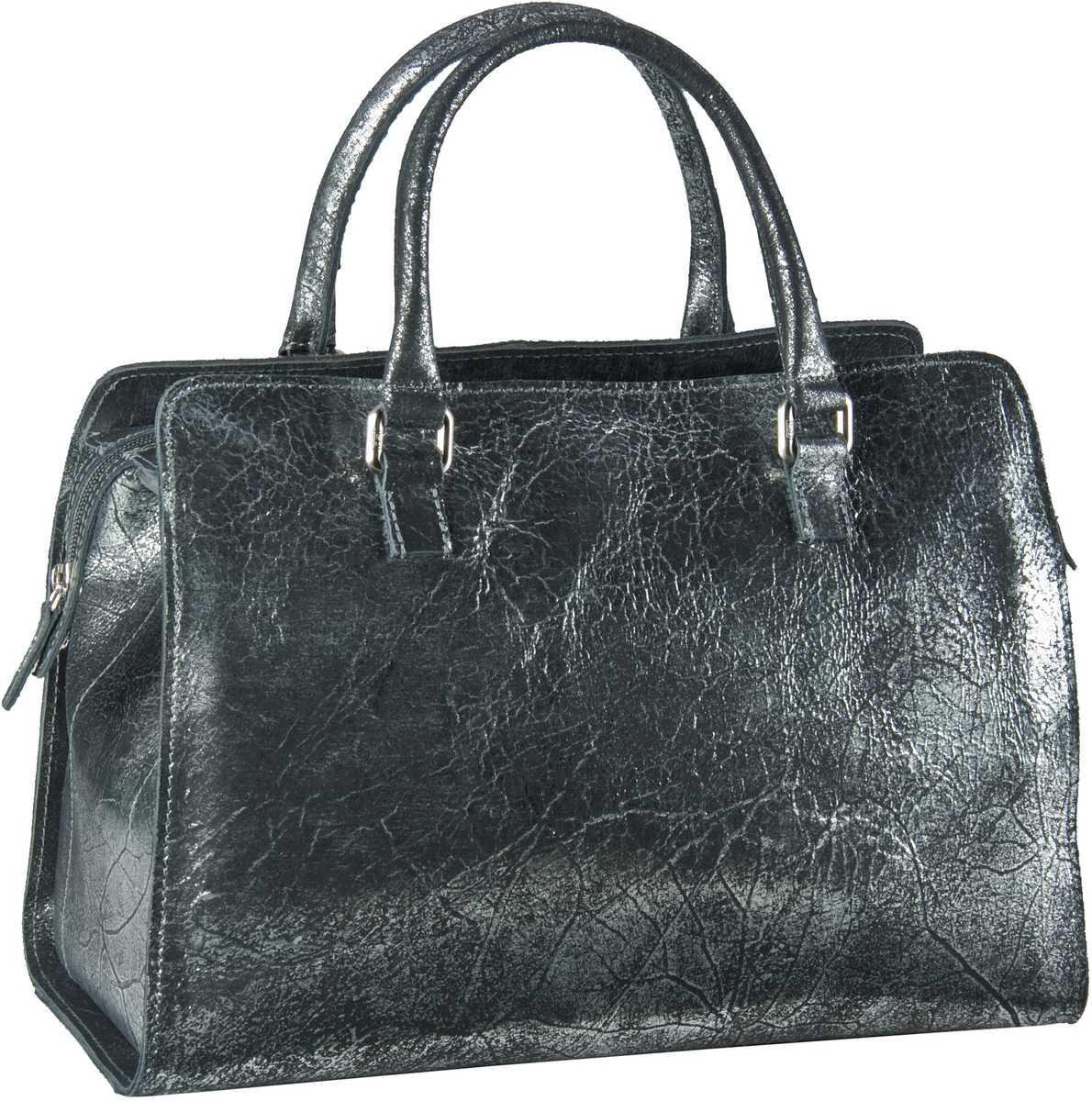 Jost Handtasche Night Light 1053 Handtasche Silver - Henkeltasche, Handtaschen