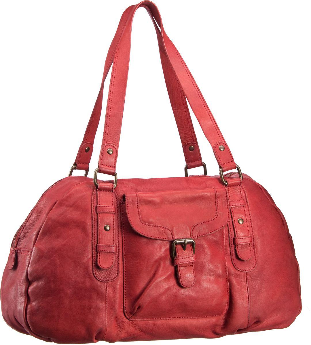 Virginia 2469 Handtasche L Rot - Handtasche