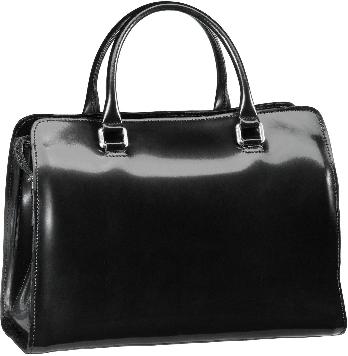 Jost Handtasche Sirius 1333 Bowling Bag Schwarz - Bowling Bag, Handtaschen