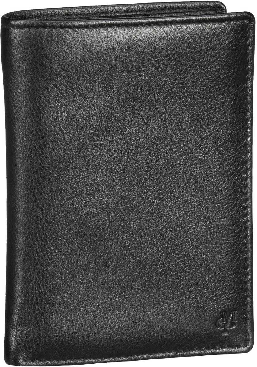 Marc O´Polo Multi Wallet Herrenbörse Black - Geldbörse