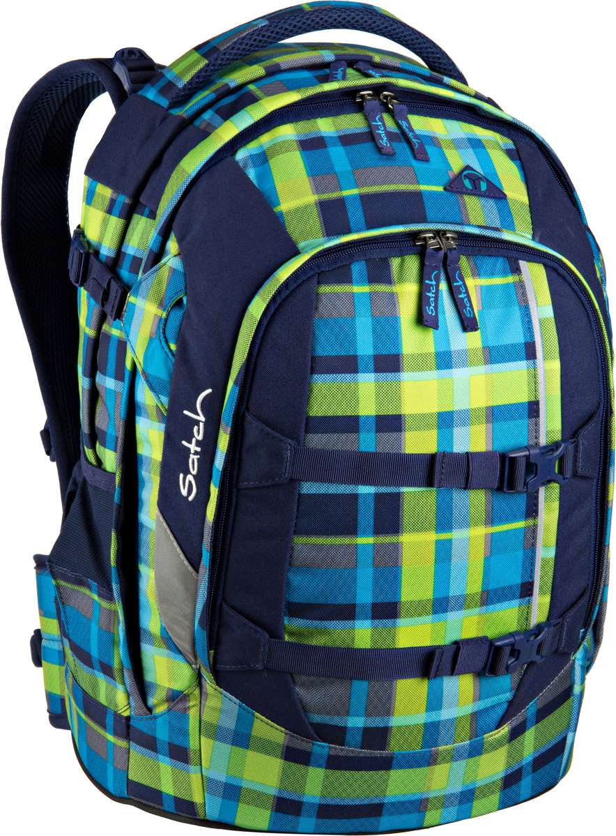 satch by ergobag satch pack breezer rucksack daypack. Black Bedroom Furniture Sets. Home Design Ideas