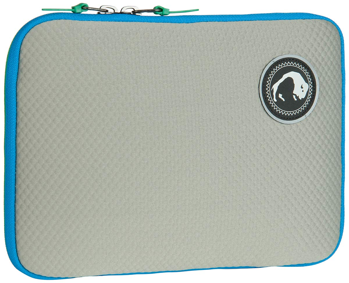 Tatonka Laptophülle NP Laptop Sleeve 17 Zoll Warm Grey (innen: Schwarz) - Laptophülle, Laptophüllen, Tablettaschen