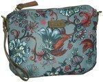 Oilily Sea of Flowers Flat Shoulder Bag S  Handtasche
