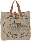 Campomaggi Lambro Canvas Bag Small  Handtasche