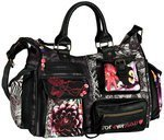 Desigual Jungle Night London  Handtasche
