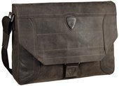 Strellson Hunter Messenger LH  Notebooktasche
