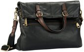 Fossil Explorer Tote Leather  Handtasche