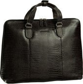 Bodenschatz Prato Leather Business Bag  Aktentasche