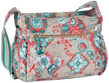 oilily fantasy flora shoulder baby bag wickeltasche von. Black Bedroom Furniture Sets. Home Design Ideas