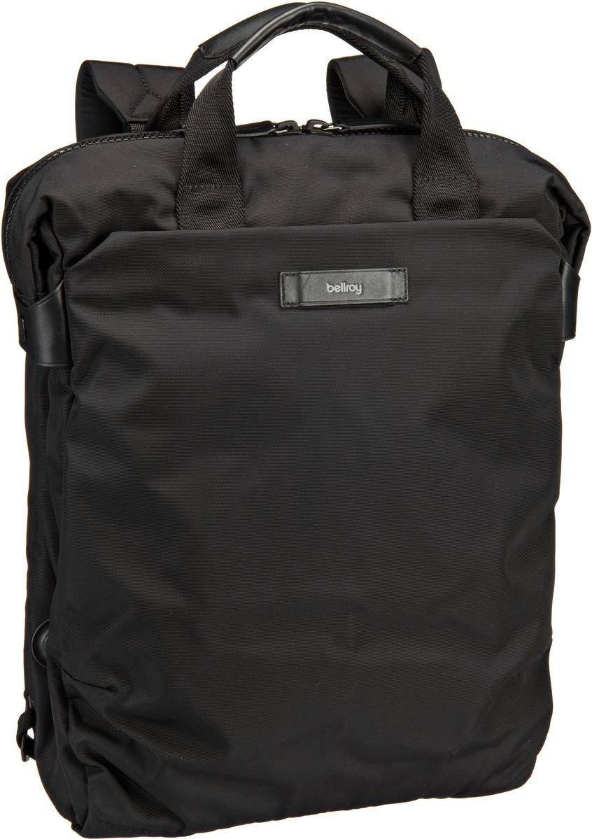 Image of Bellroy Rucksack / Daypack Duo Totepack Black (15 Liter)