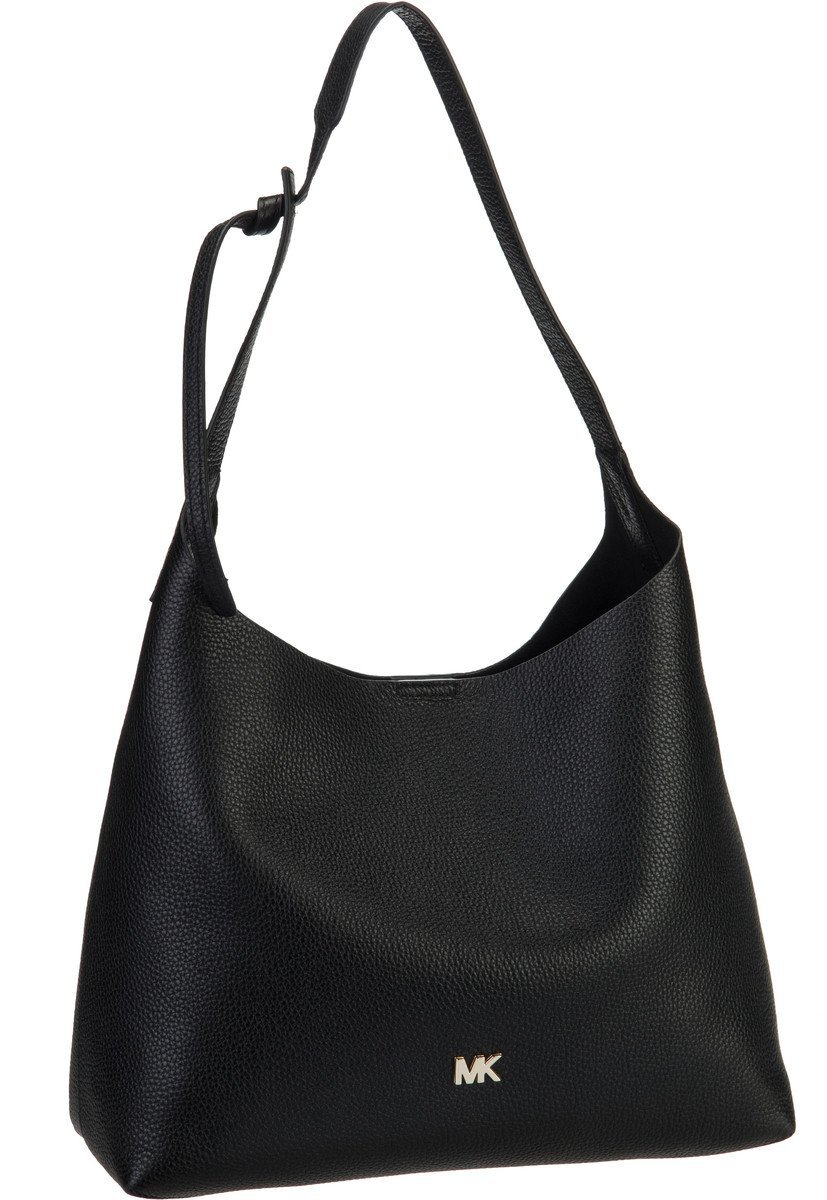 Michael Kors Junie Medium Hobo Truffle