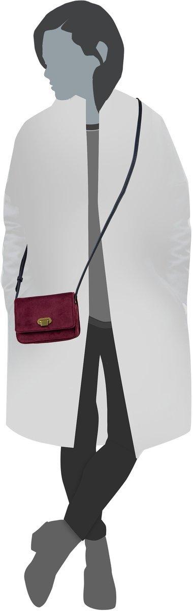 Marc O/'Polo Daria Crossbody Bag S Velvet Umhängetaschen Querformat Damen