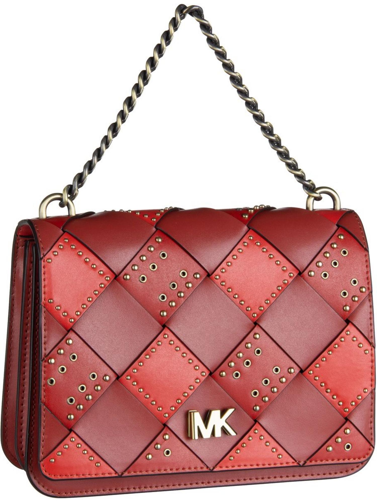 Michael Kors Mott Large Chain Swag Shoulderbag