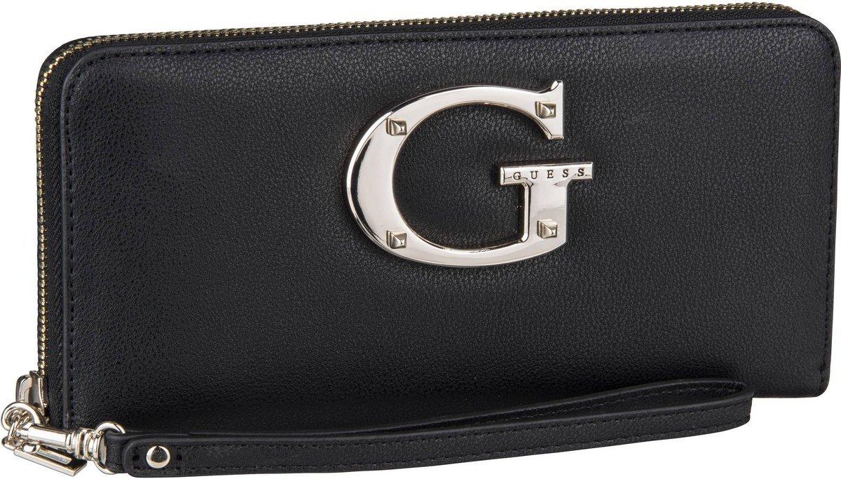 Guess Damen Portemonnaie Camila SLG schwarz 99 | GALERIA