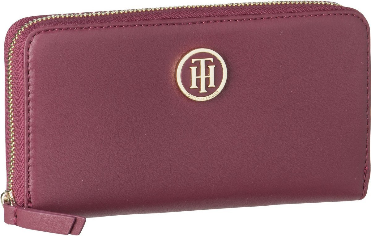 Tommy Hilfiger Effortless Saffiano ZA Wallet Kellnerbörse Damen Geldbörse