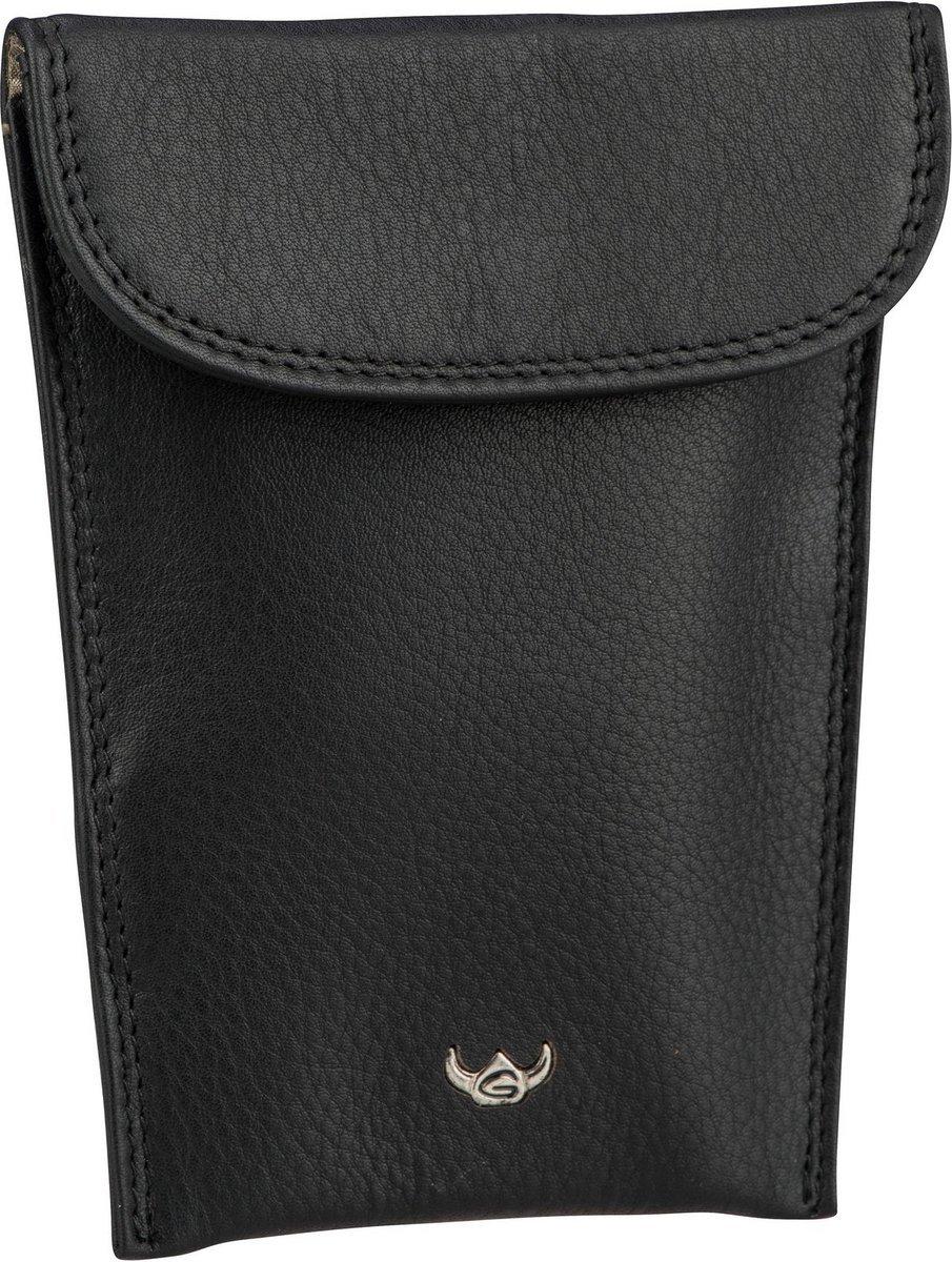 Kleinwaren - Golden Head Schlüsseletui Polo 5155 RFID Schlüsseletui Schwarz  - Onlineshop Taschenkaufhaus
