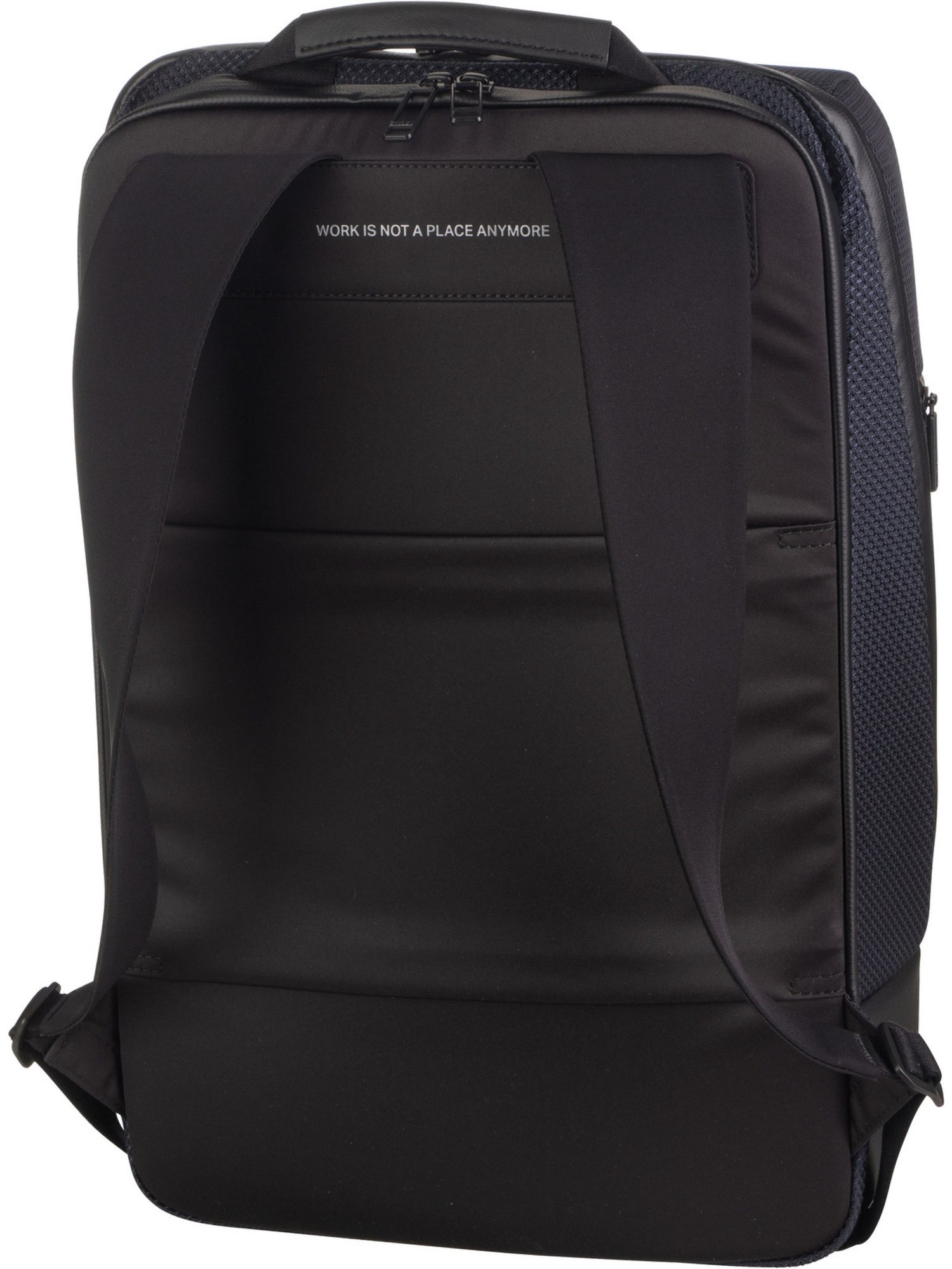 Salzen: Sharp Business Backpack Fabric
