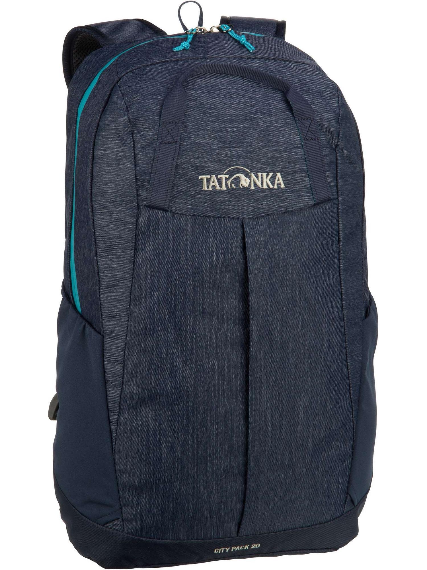 Tatonka City Pack 15 Rucksack navy