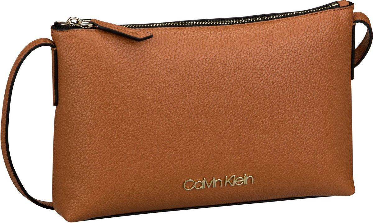Calvin Klein Neat Crossbody SP20 Cuoio