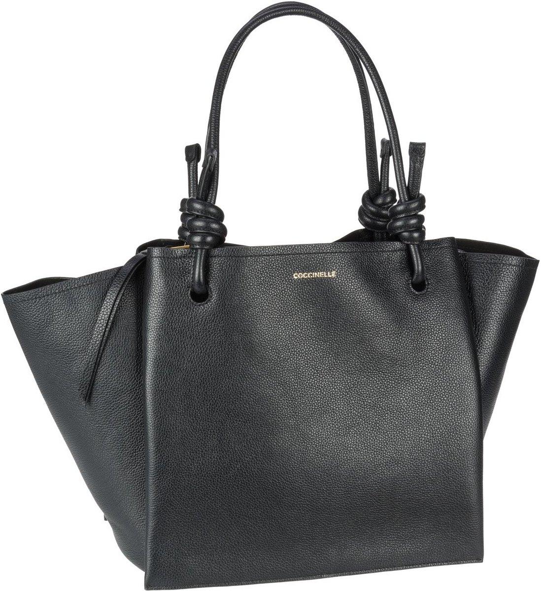 coccinelle -  Handtasche Allure 1801 Nero