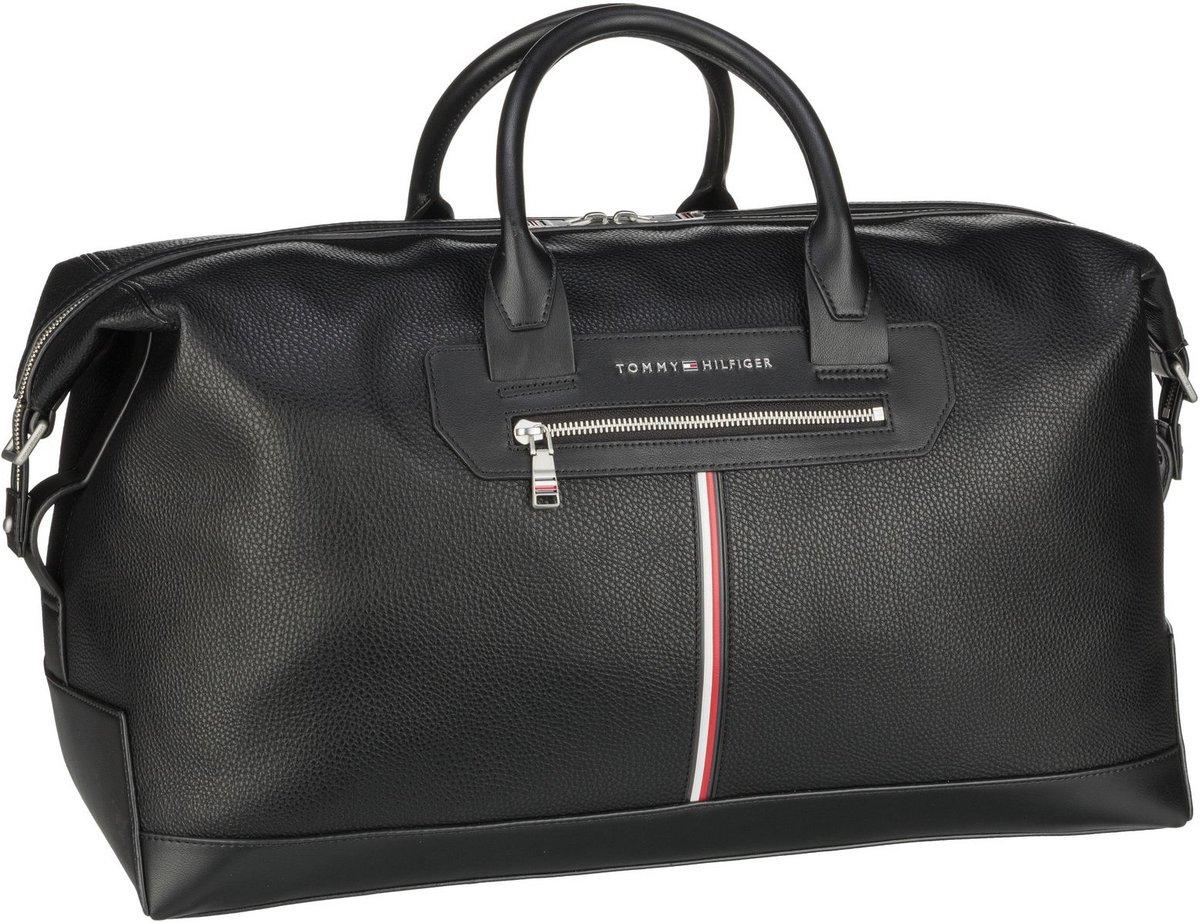 tommy hilfiger -  Reisetasche TH Downtown Duffle SP21 Black (30.5 Liter)