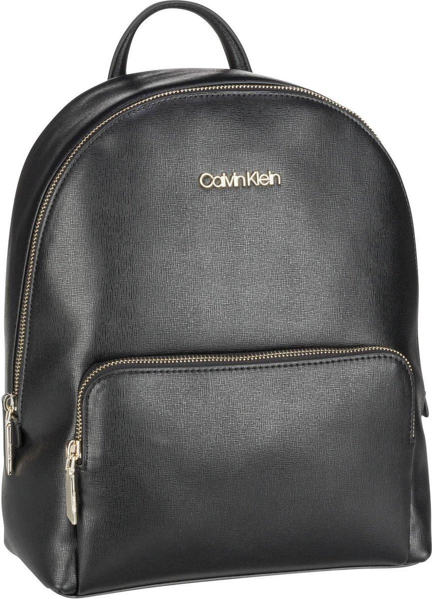 calvin klein -  Rucksack / Daypack CK Must Campus BP PF21 Black (8.9 Liter)