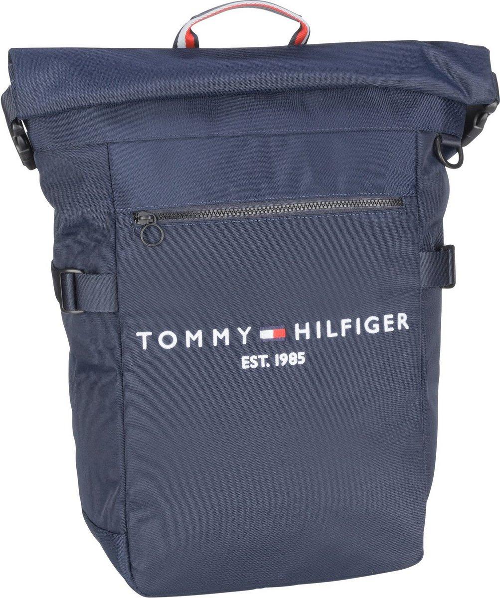 tommy hilfiger -  Rucksack / Daypack TH Established Rolltop Backpack PF21 Desert Sky (30.8 Liter)