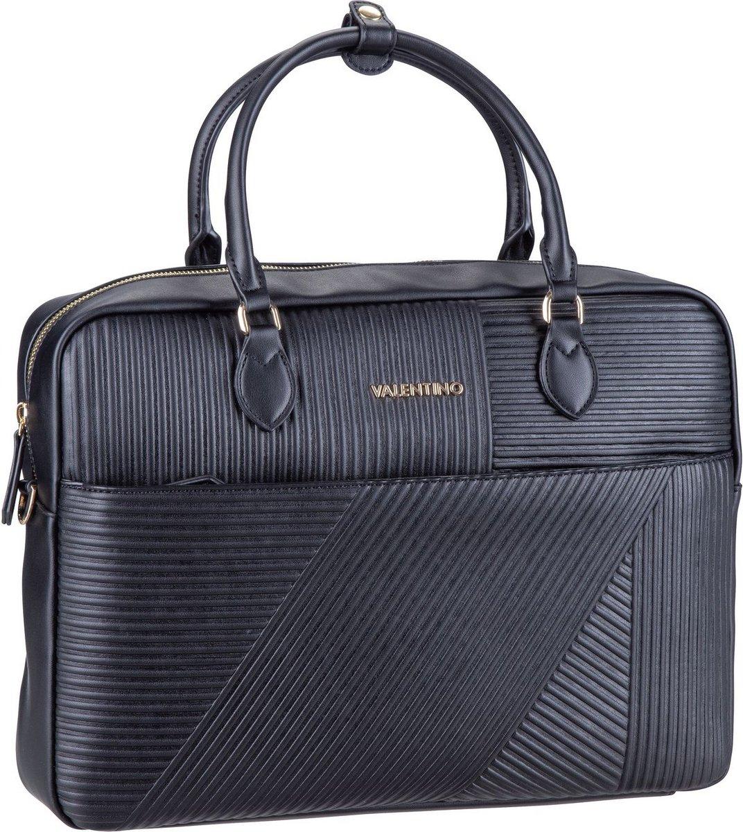 valentino bags -  Aktentasche Plane Laptop Bag G03 Nero (10.4 Liter)