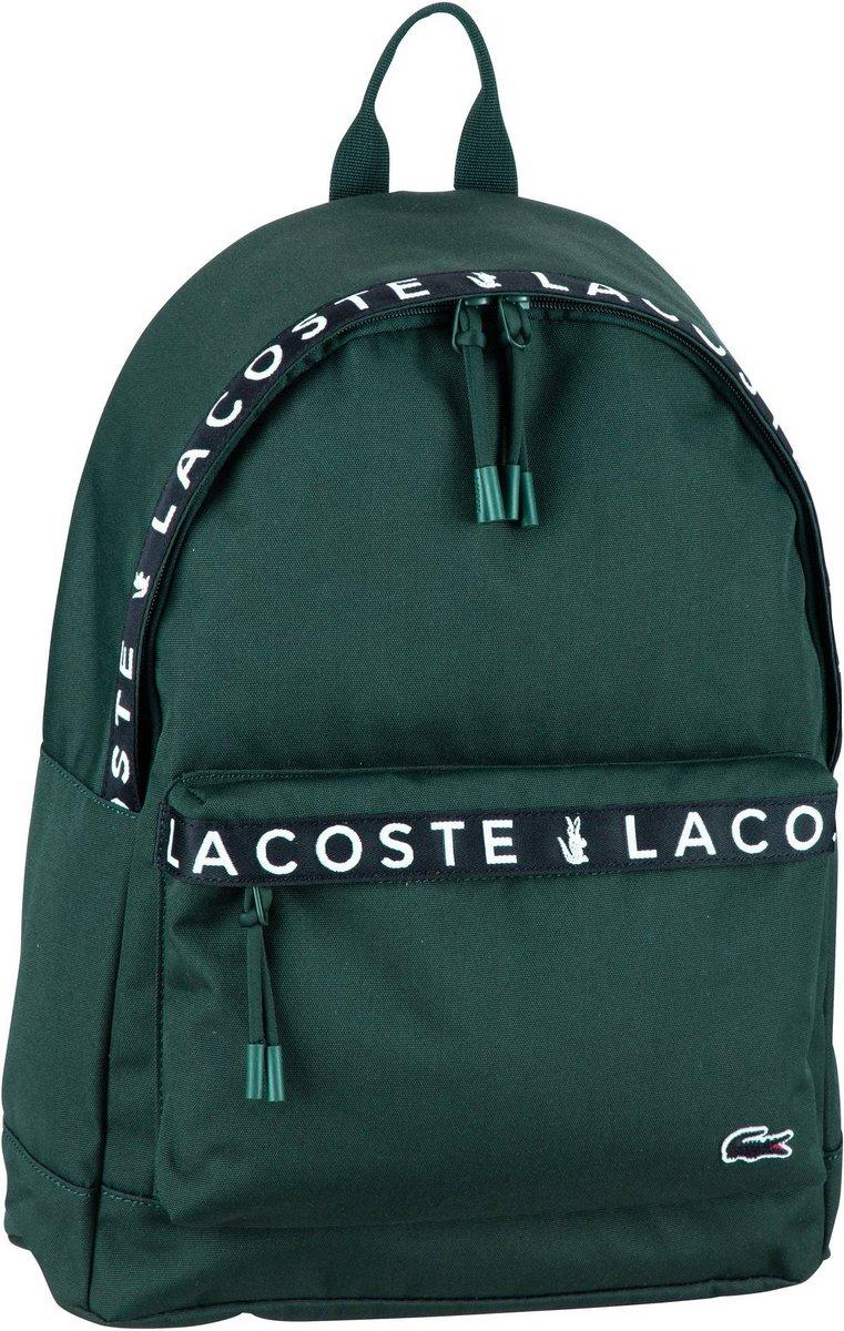 lacoste -  Rucksack / Daypack Neocroc Backpack 3665 Jacquard/Sinople (13.3 Liter)