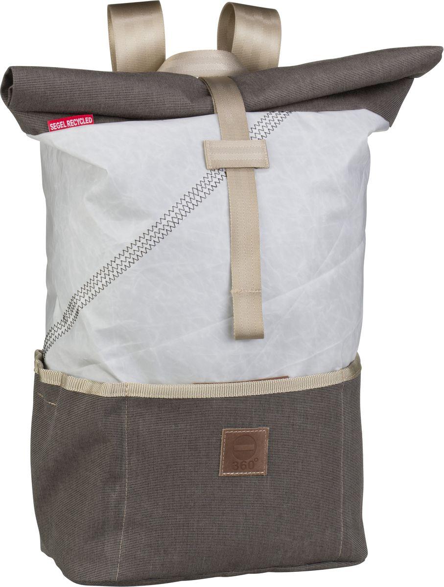 Laptoprucksack Lotse Tweed Grau (16 Liter)