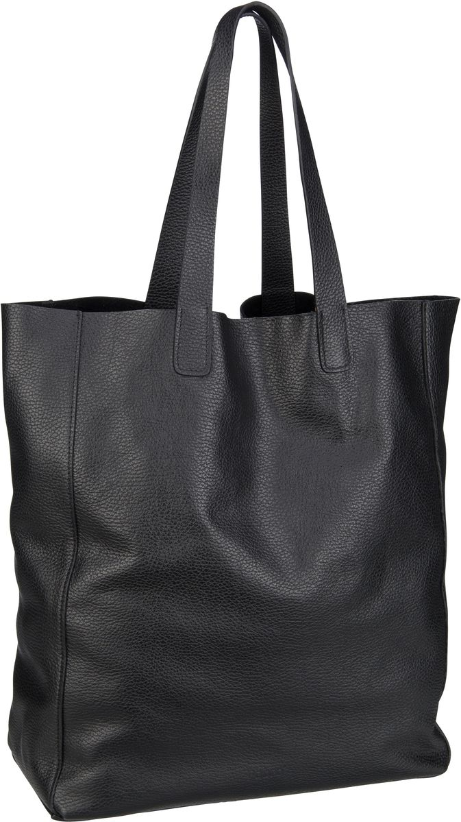 Handtasche Adria 26941 Black/Nickel
