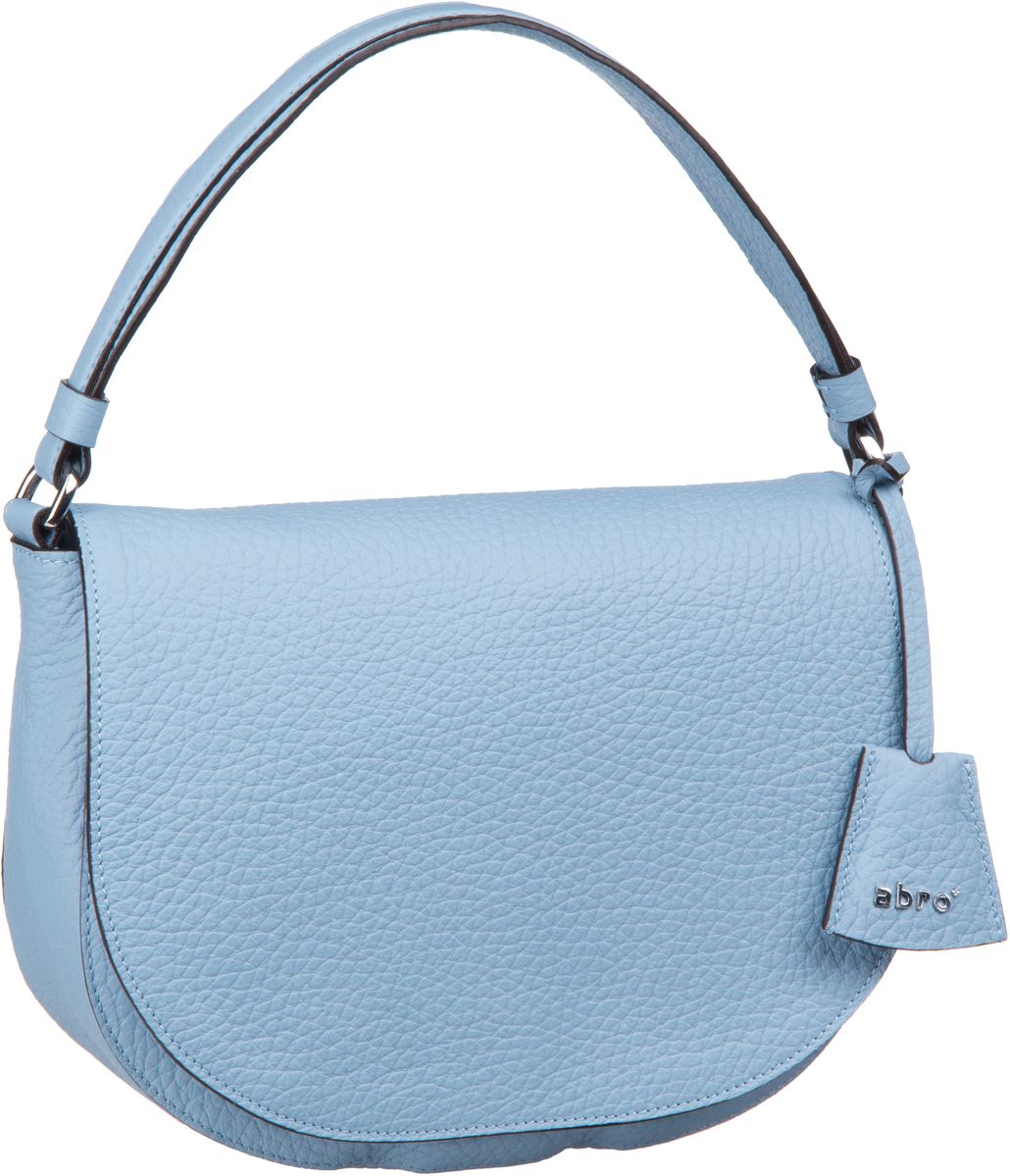 Handtasche Vitello Cervo 27993 Light Blue