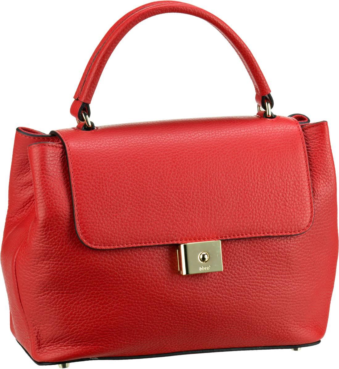 Handtaschen für Frauen - abro Handtasche Calf Adria 27908 Red  - Onlineshop Taschenkaufhaus