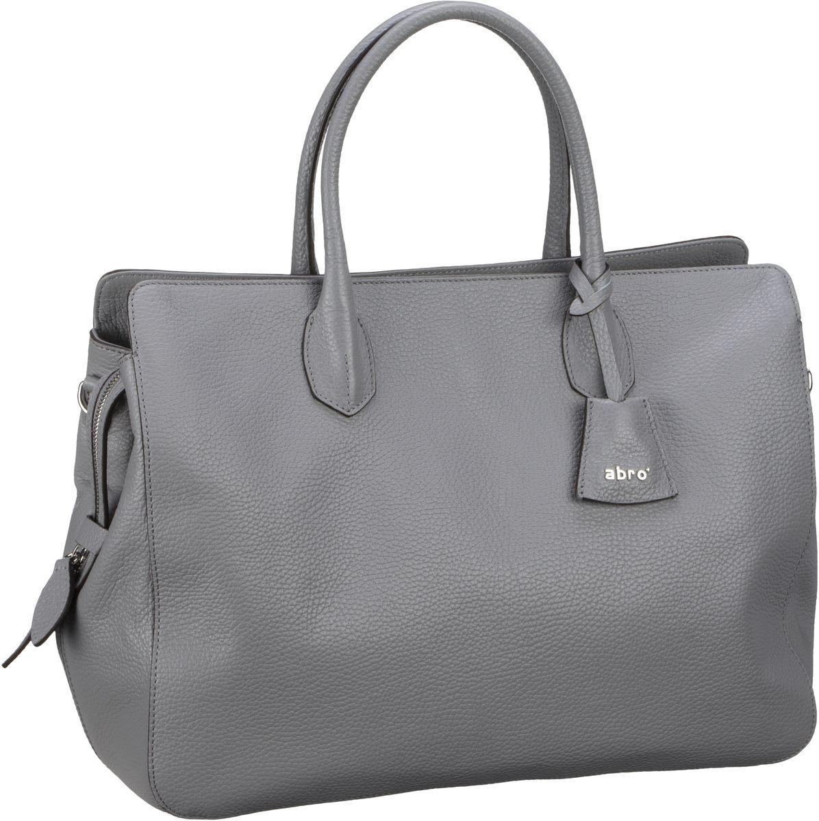 Abro CALF ADRIA - Handtasche - peony