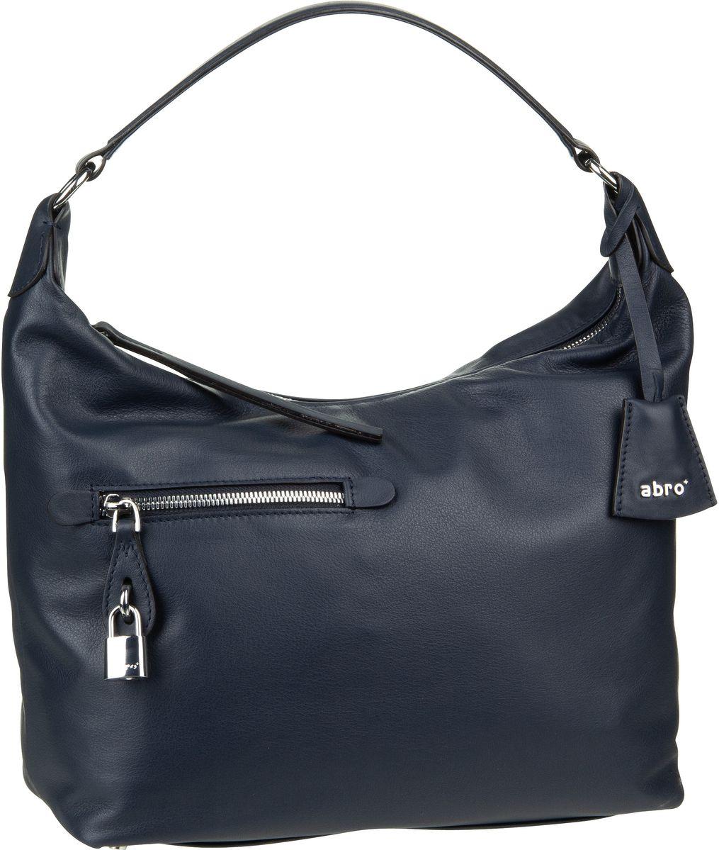 Handtasche Nappa Lotus 28201 Navy