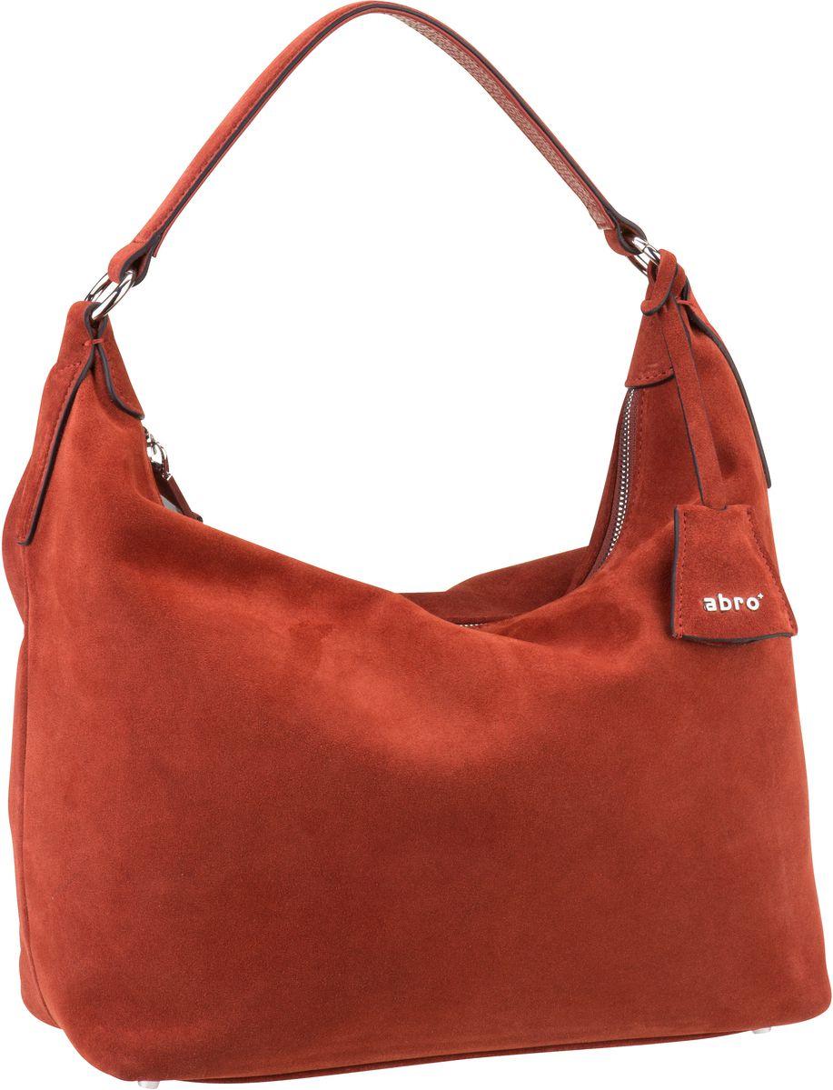 Handtasche Suede Cashmere 28164 Rust