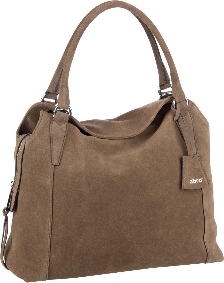 Handtasche Suede Cashmere 28163 Mud
