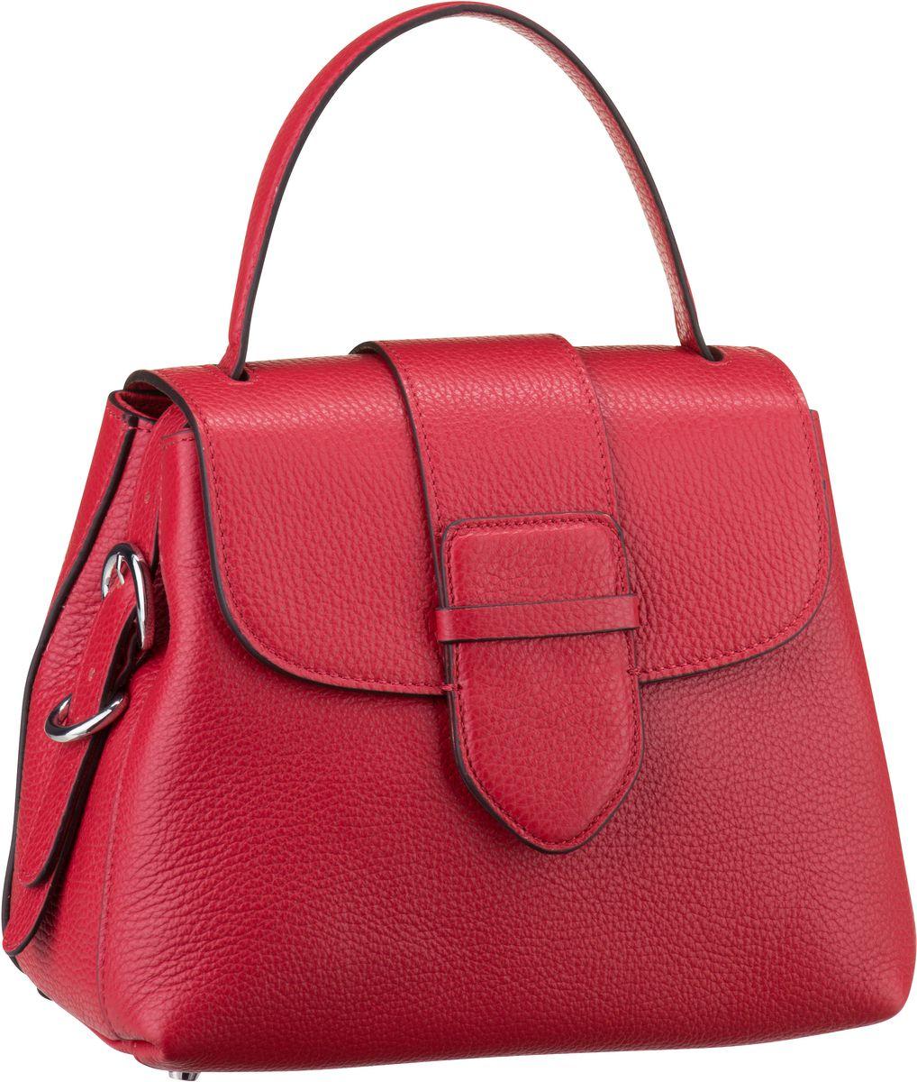 abro Handtasche Calf Adria 28178 Red