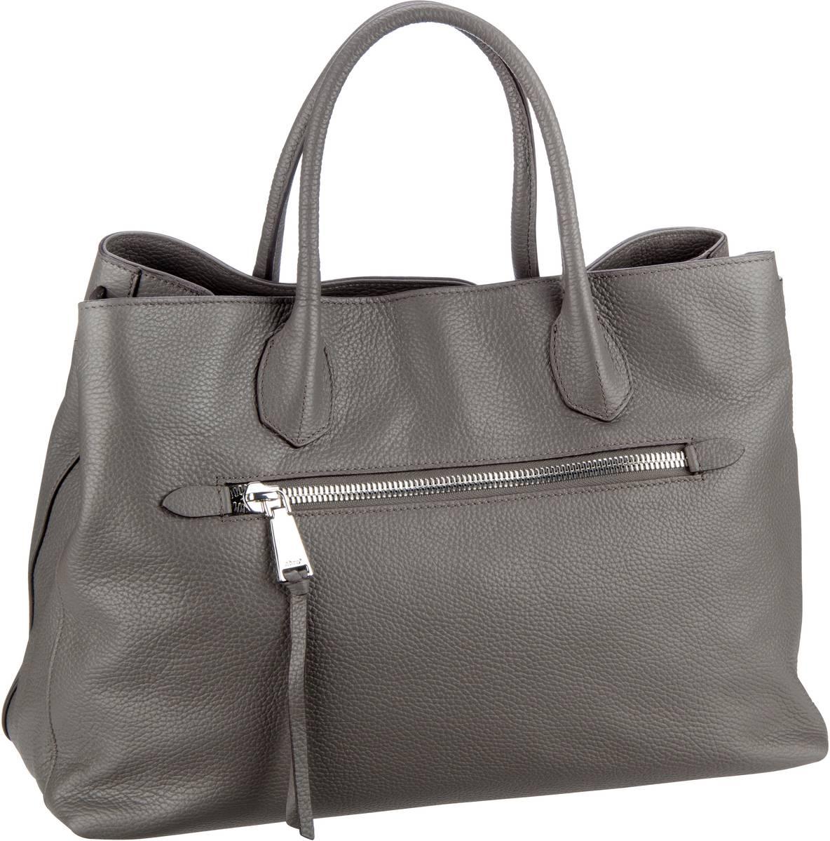 abro Handtasche Calf Adria 28170 Grey