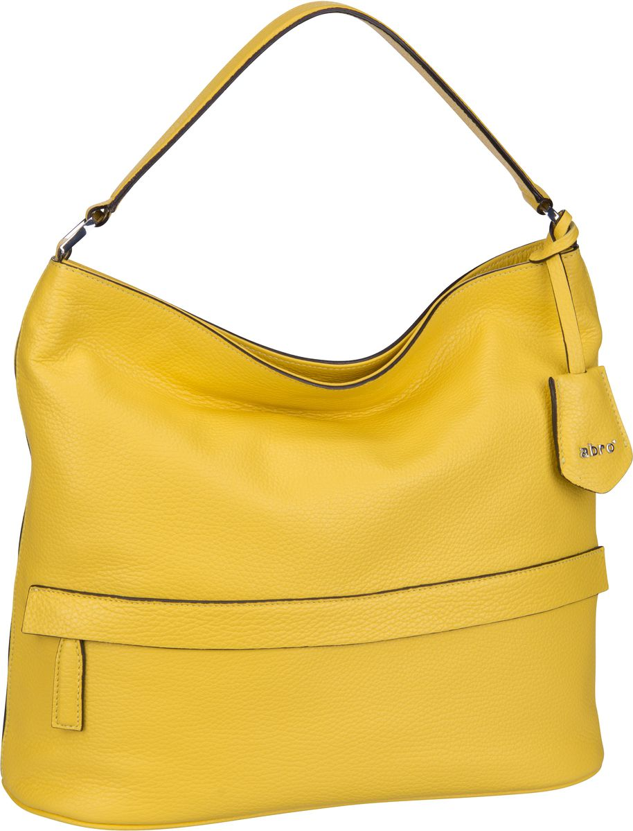 Handtasche Calf Adria 28364 Yellow