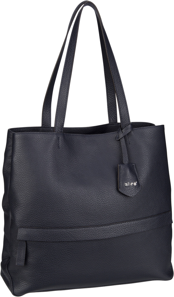 Shopper Calf Adria 28367 Navy
