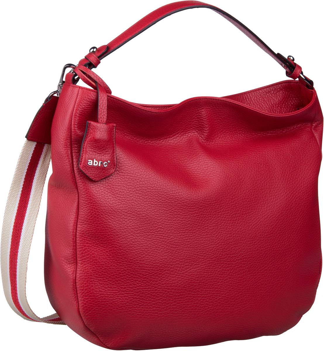 Handtasche Calf Adria 28390 Red