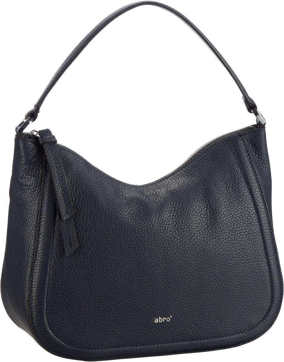 Handtasche Calf Adria 28353 Navy