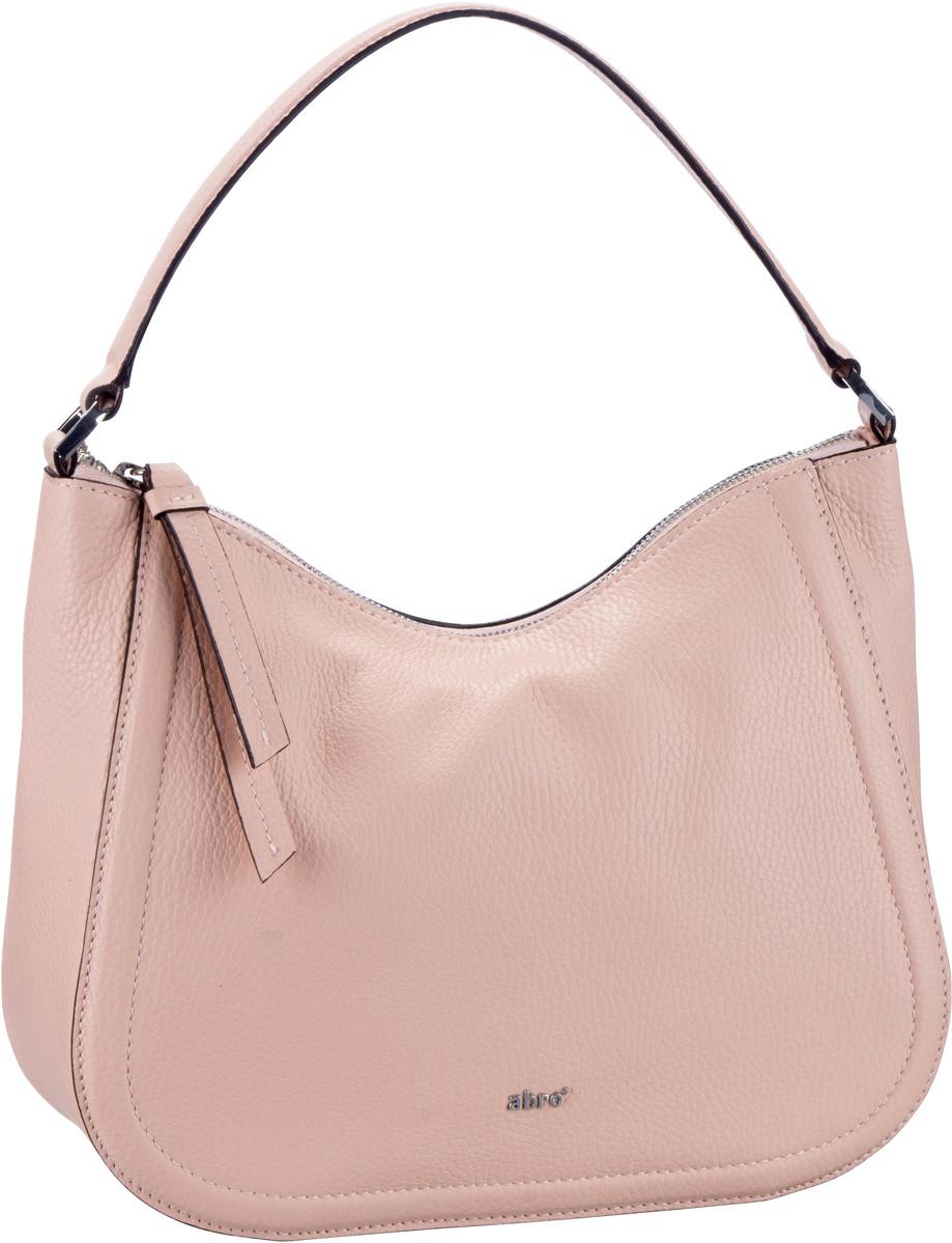 Handtasche Calf Adria 28353 Rosa