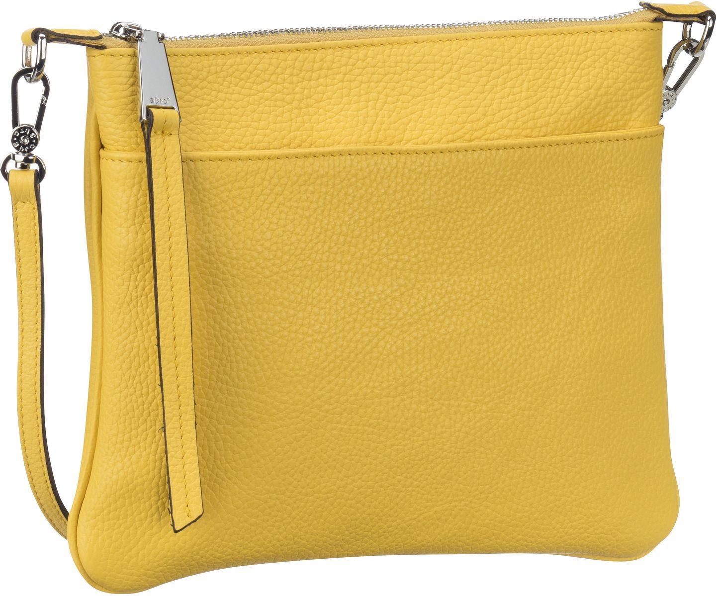 Umhängetasche Calf Adria 28485 Yellow