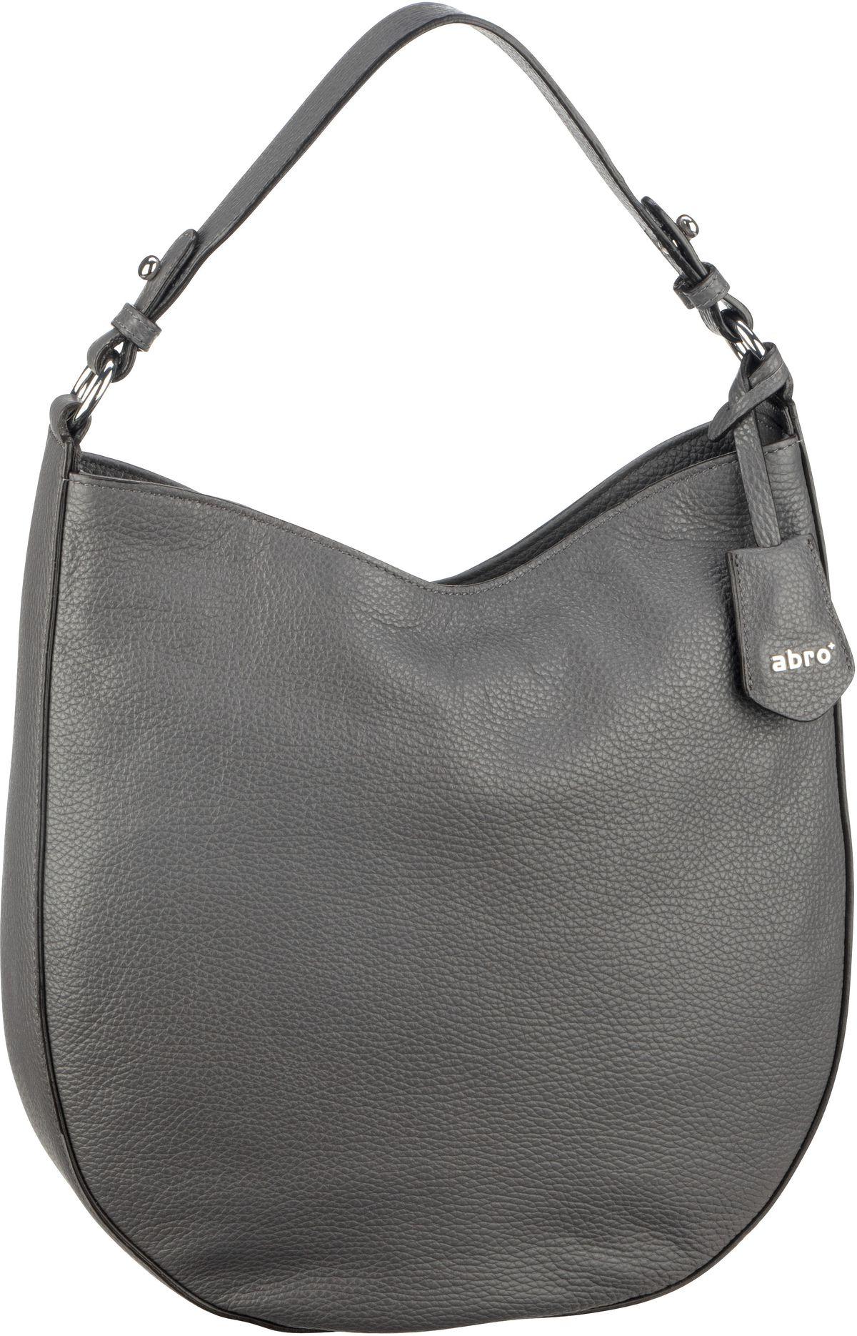Handtasche Calf Adria 28486 Dark Grey